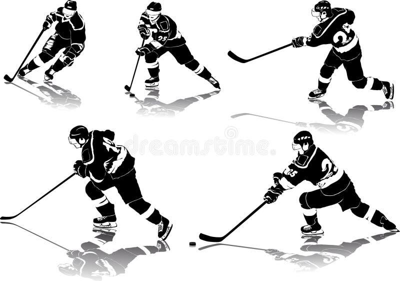 вычисляет льдед хоккея