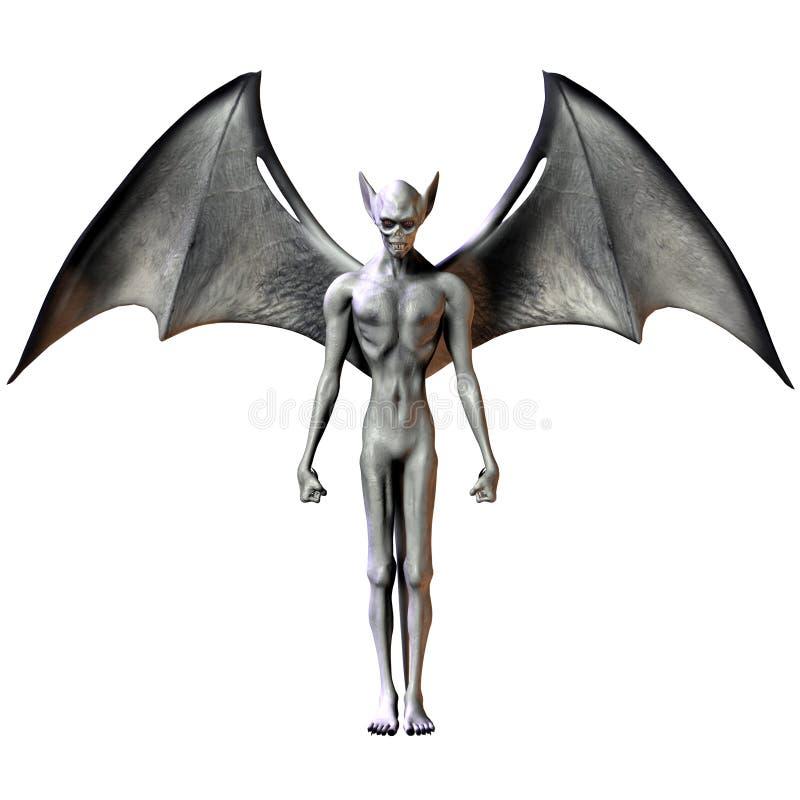 вычисляйте вампира halloween иллюстрация штока