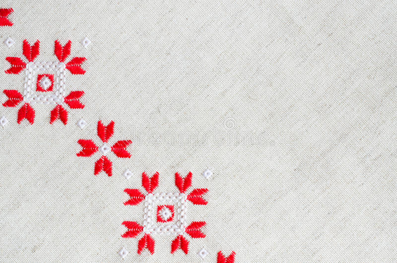Вышивка крестом красными нитками #можно завязывать красную 59