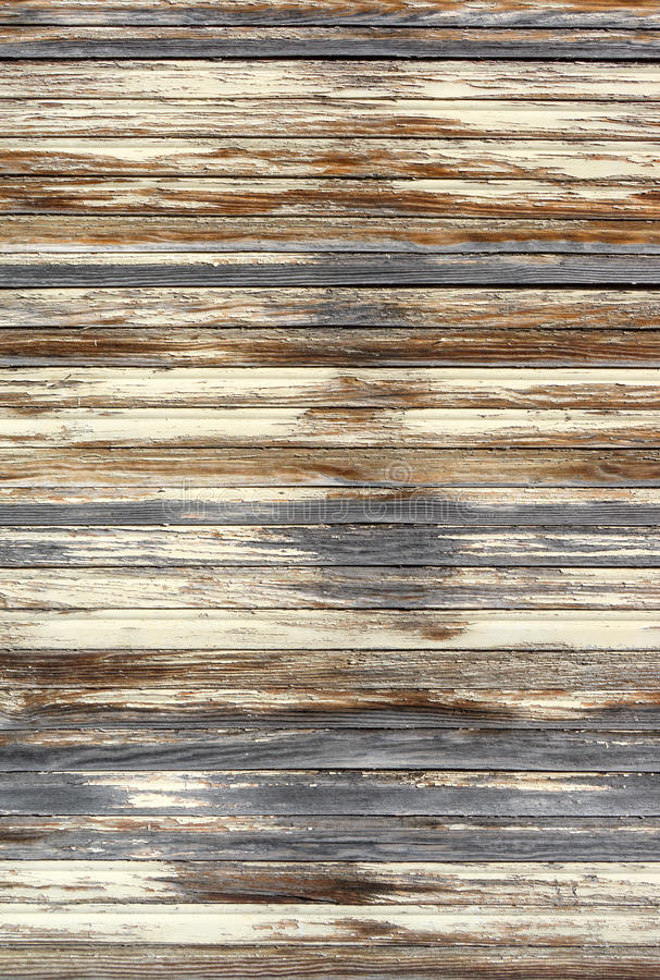 Выдержанные деревянные шторки стоковые изображения rf