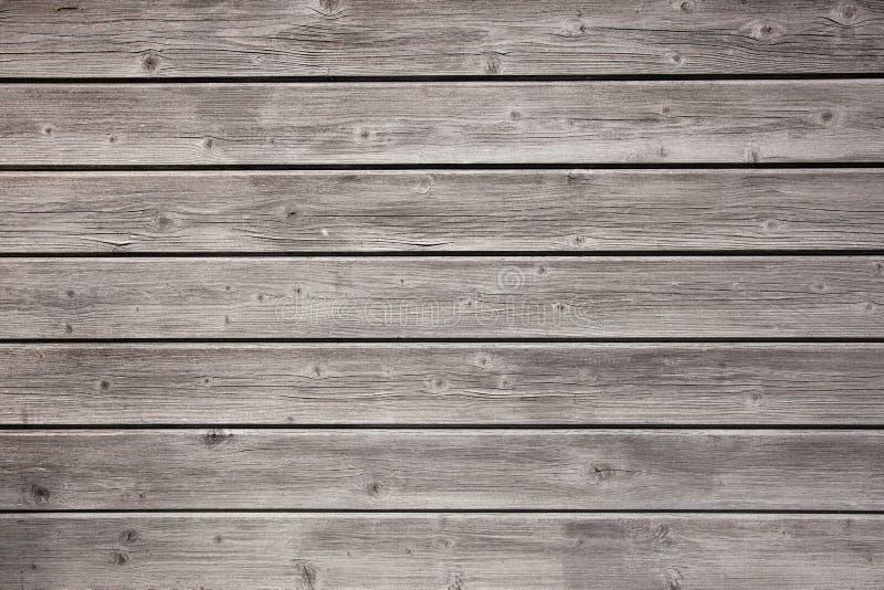 Выдержанные серые доски ограждать стоковые фотографии rf