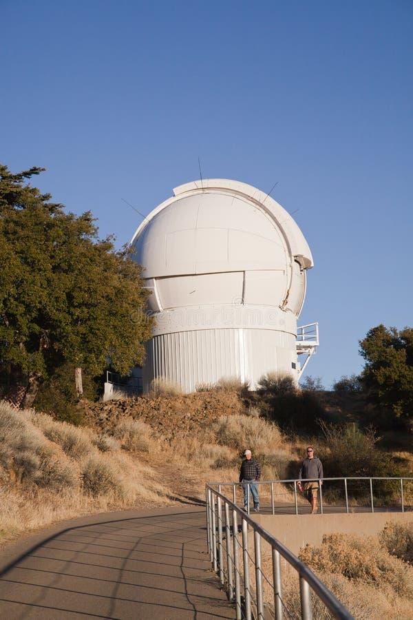 Вылижите обсерваторию стоковое изображение
