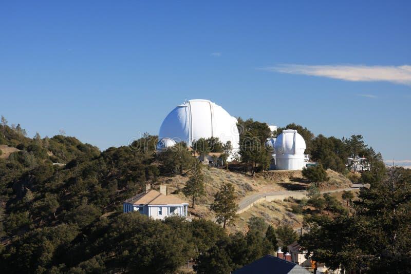 Вылижите обсерваторию стоковое изображение rf