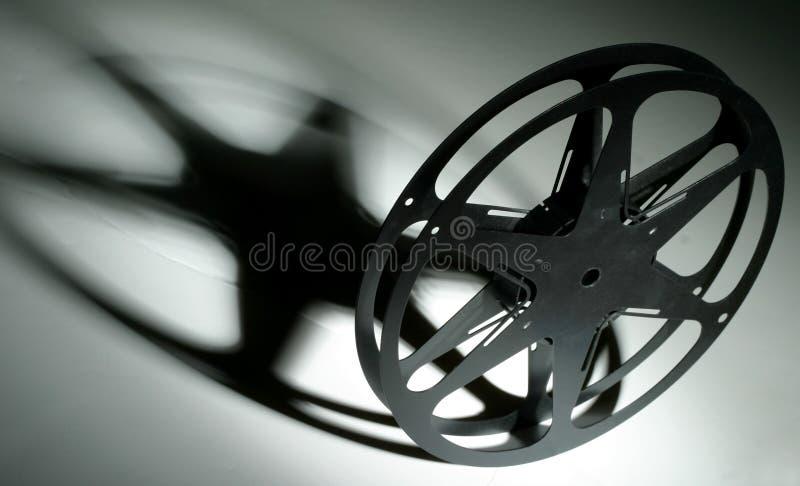 вьюрок пленки 16mm стоковые изображения rf