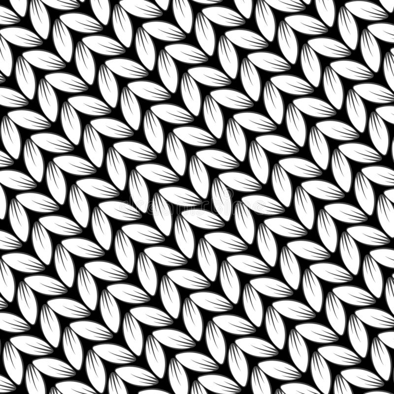 вязать Смотреть на картины предпосылка текстурная Раскосное расположение Для проектов связанных к needlework, ручная работа, уют, иллюстрация вектора