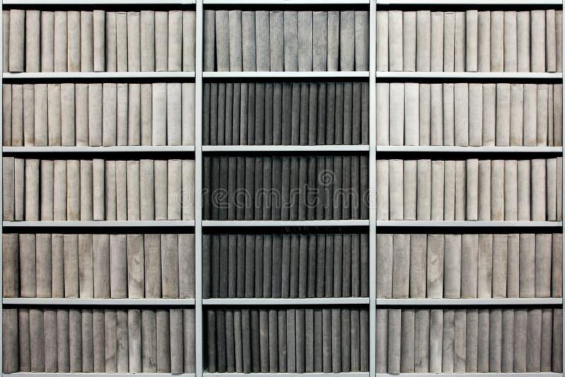 В библиотеке стоковая фотография