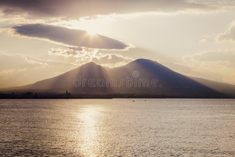в Неаполь стоковое изображение rf