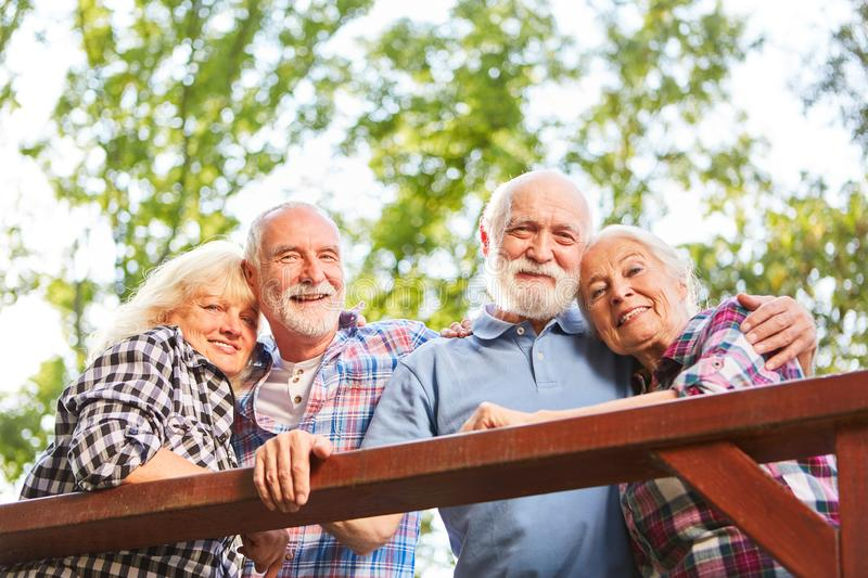 Where To Meet American Senior Citizens In Germany