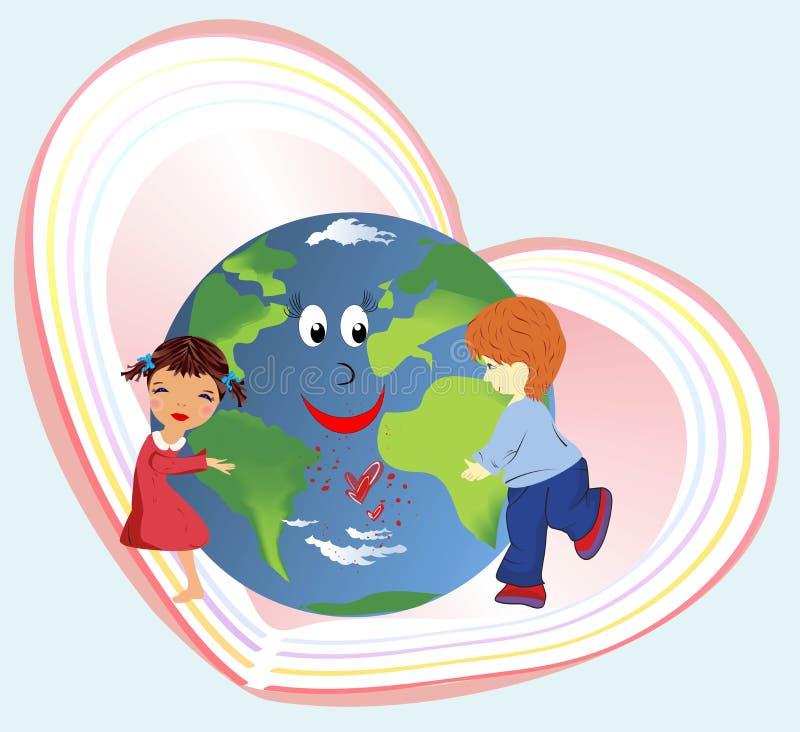 Влюбленность без границ бесплатная иллюстрация