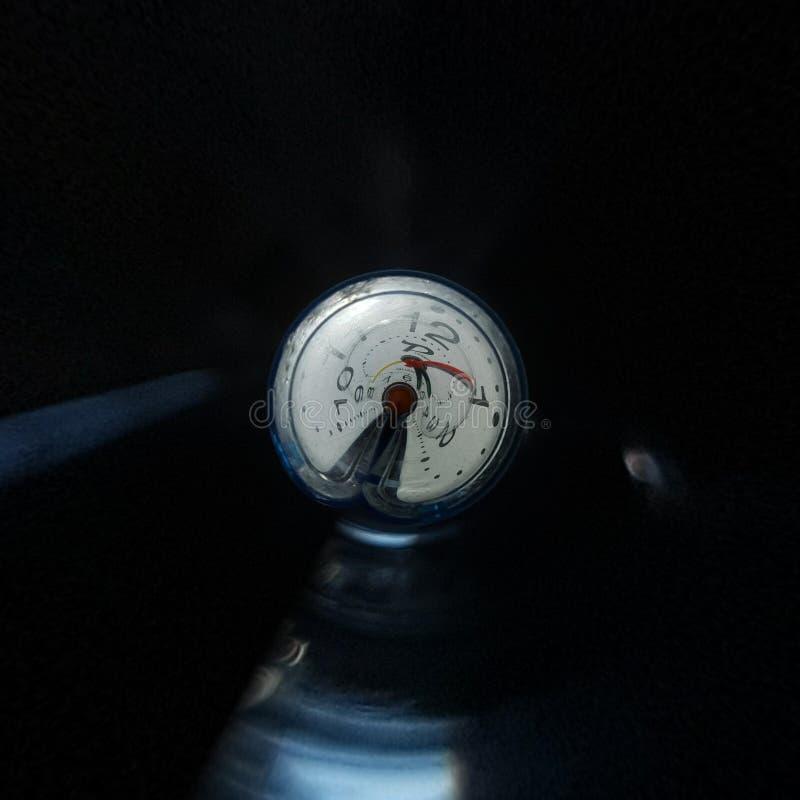 Влюбленность в реальном маштабе времени времени Holger холодная стоковое фото