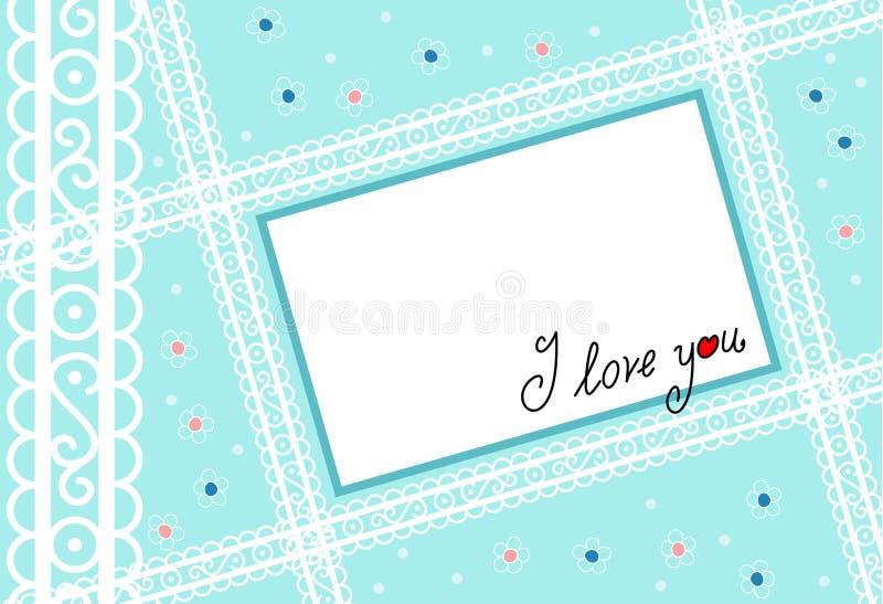 влюбленность письма сердца габарита стоковые изображения rf