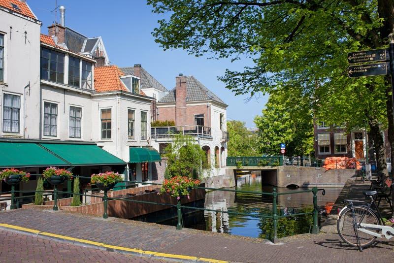 Гаага в Нидерландах стоковое фото
