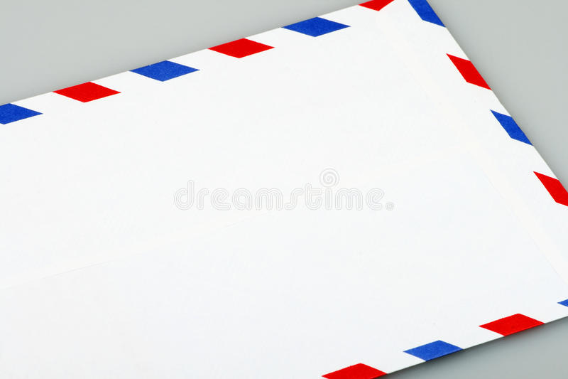 габарит воздушной почты стоковые фото