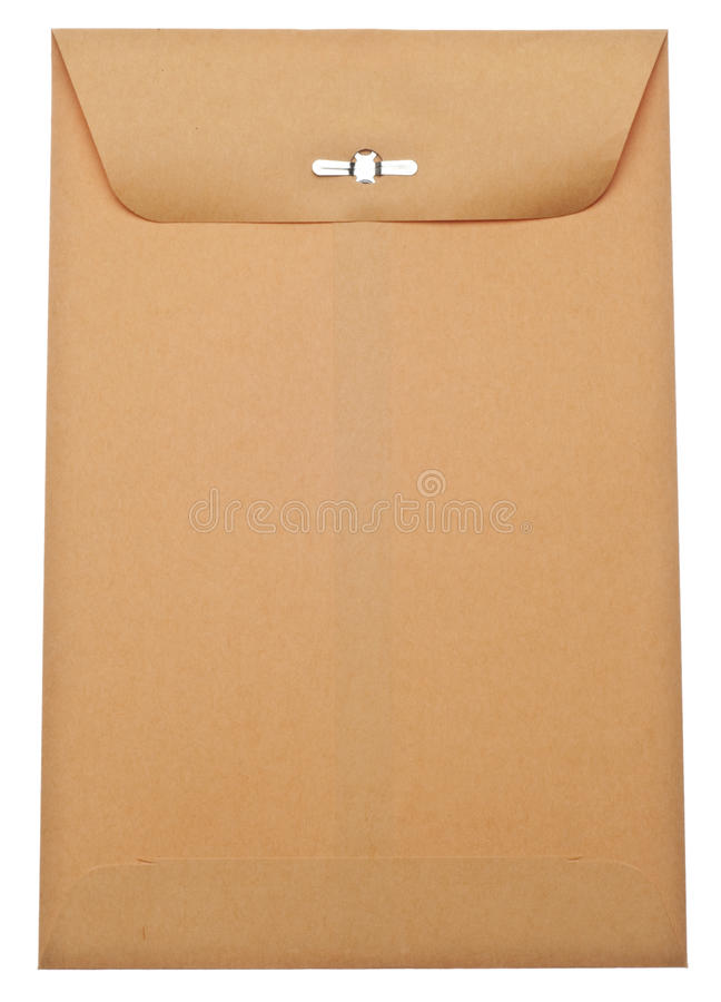 Download габарит коричневого фермуара закрытый Стоковое Фото - изображение насчитывающей concept, корреспонденция: 18399144