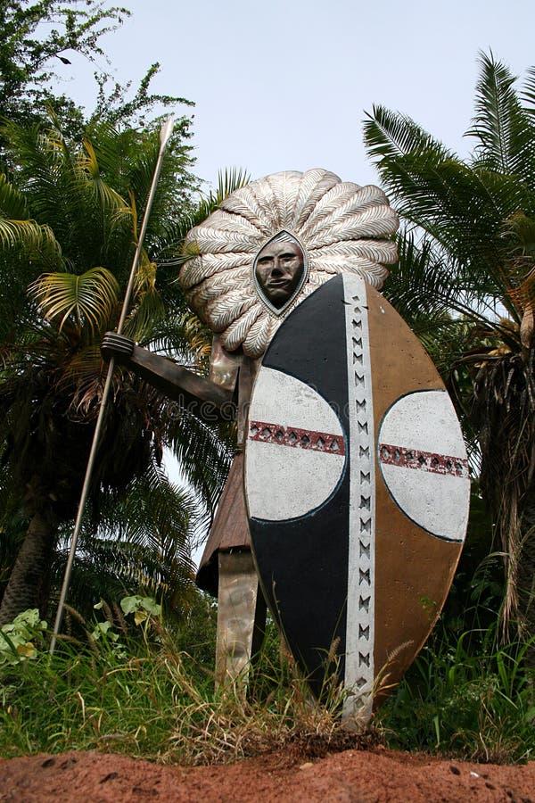 гаваиский ратник стоковые фотографии rf