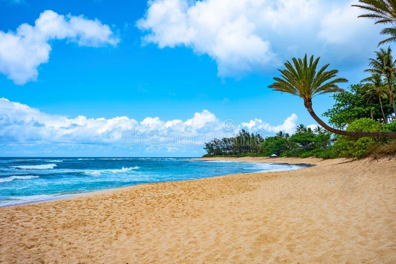 Гаваи, природа, история и архитектура стоковая фотография