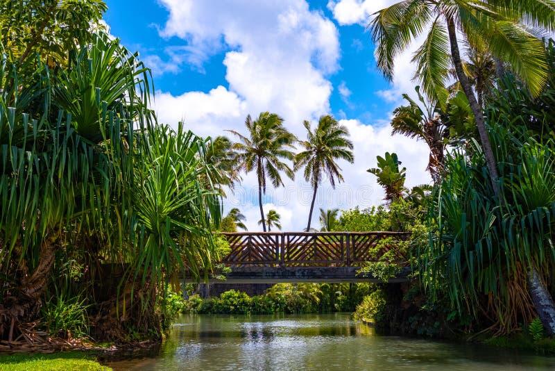 Гаваи, природа, история и архитектура стоковые изображения