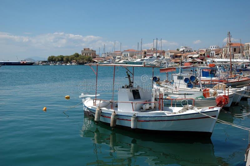 гавань малая стоковые фотографии rf