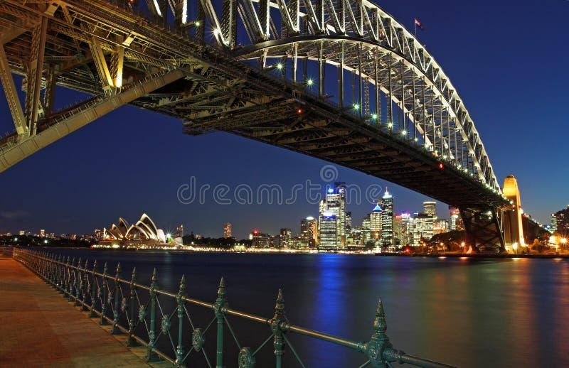 гавань моста стоковые изображения rf