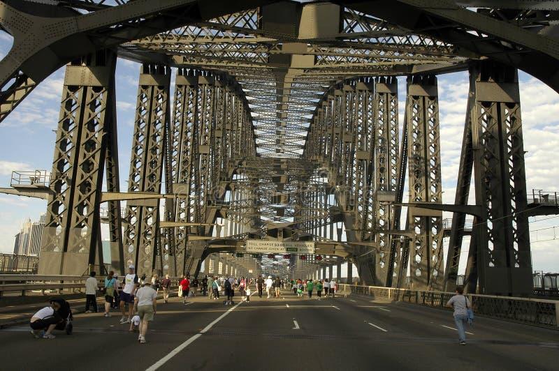 гавань моста стоковая фотография rf