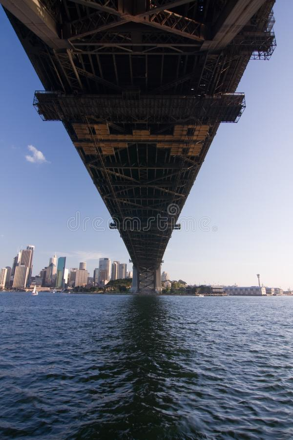 гавань моста