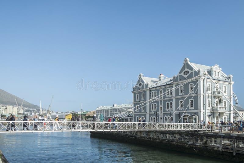 Гавань портового района стоковая фотография