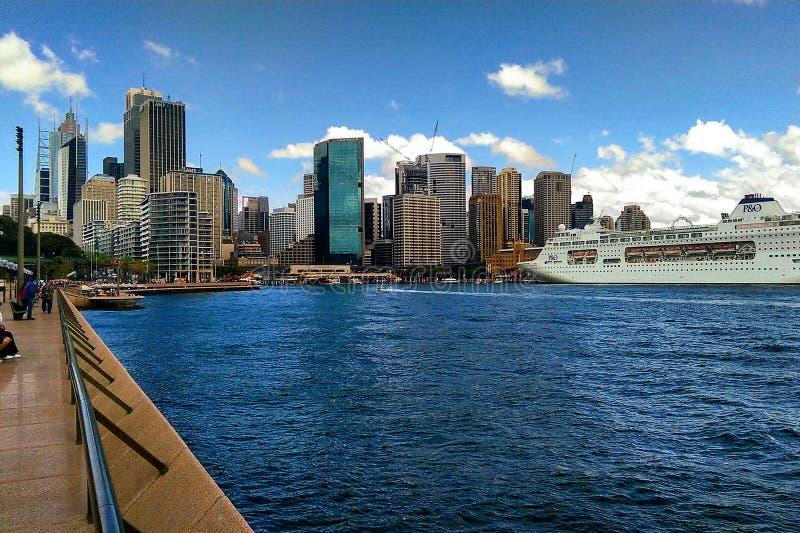 Гавань Сидней стоковое изображение