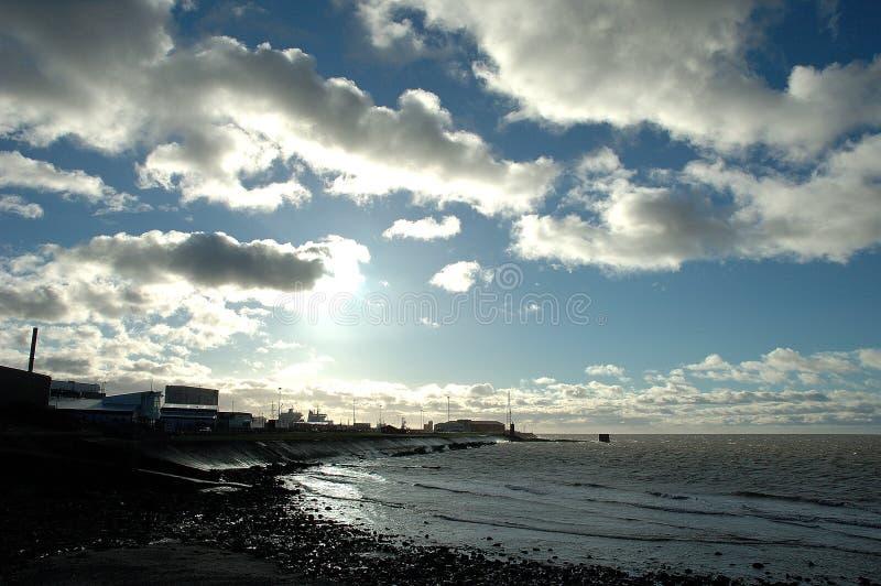 Download гавань стоковое изображение. изображение насчитывающей стена - 77151