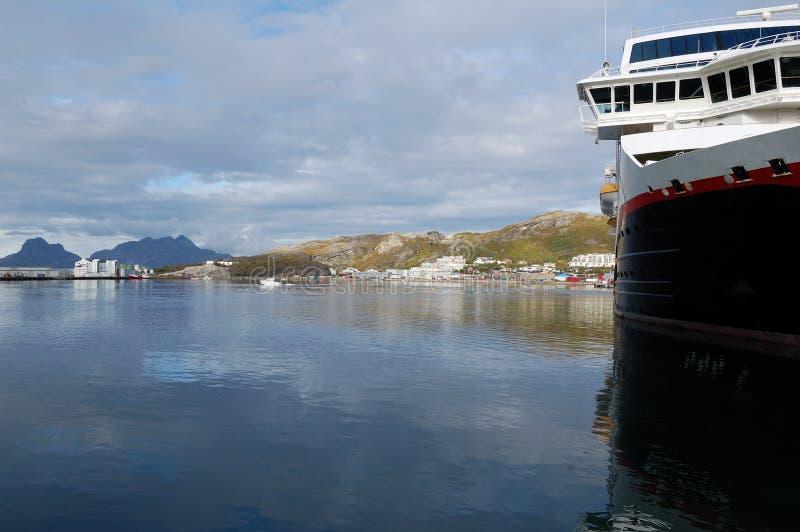 гавань bodo стоковые фото