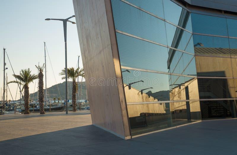 Гавань Cartagena стоковые фото