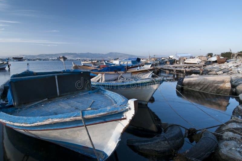 гавань Izmir Стоковое фото RF