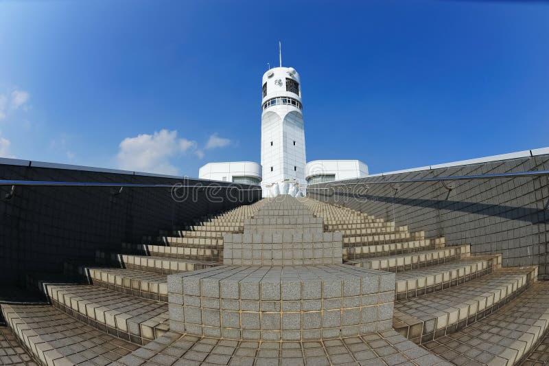 гаван башня yokohama символа стоковые изображения