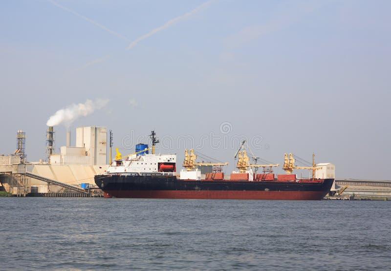 гаван корабль стоковая фотография rf