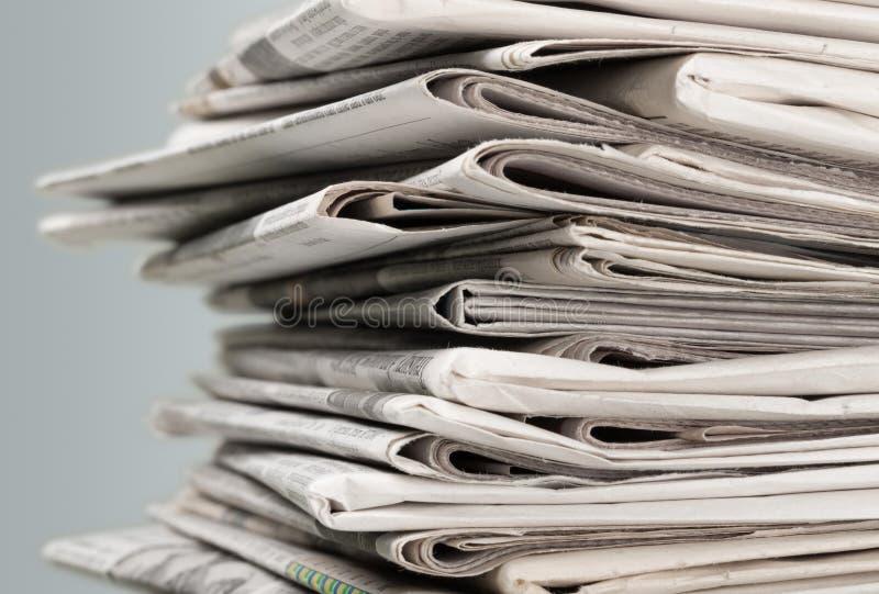 Газета стоковые изображения