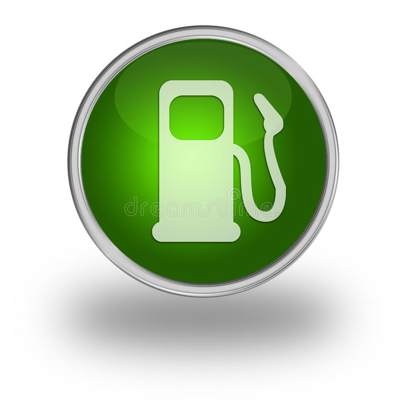 газовый насос кнопки 3d бесплатная иллюстрация