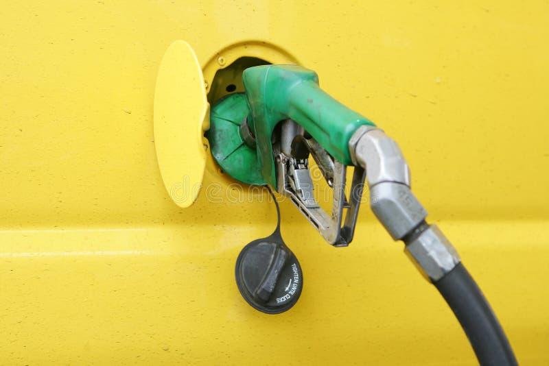 газовый насос стоковое фото