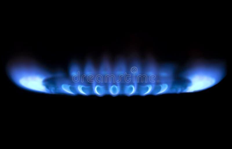 газ горелки стоковая фотография