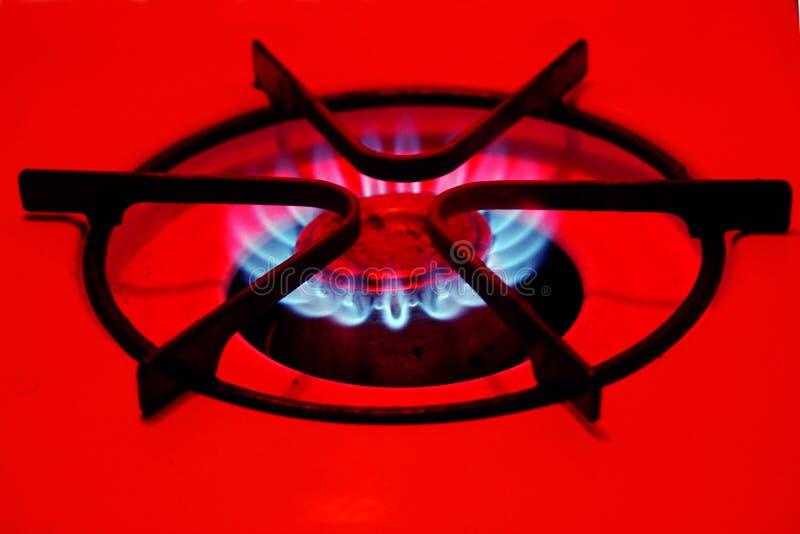 газ горелки Стоковые Фотографии RF