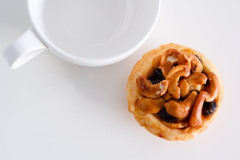 Гайки анакардии и хлебопекарня смолаы стоковое изображение rf