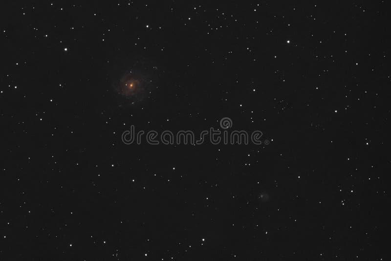 Галактика Pinwheel стоковые фото