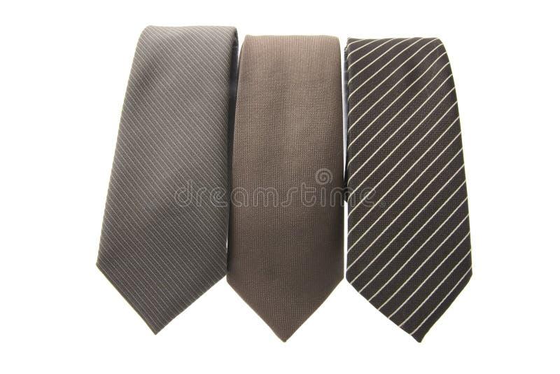 галстукы стоковое изображение