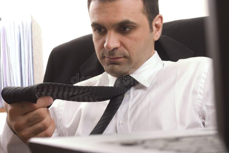 галстук стоковое фото rf