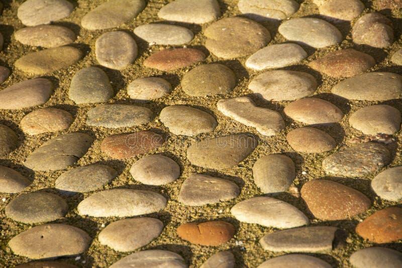 бетон на гальке