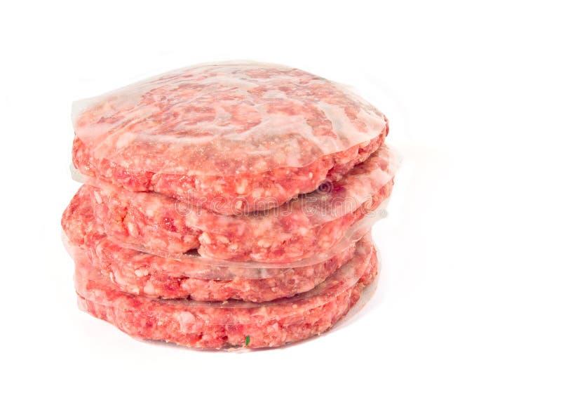 гамбургеры стоковые фотографии rf