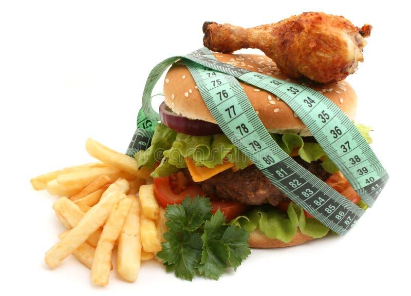 гамбургер цыпленка стоковые фото