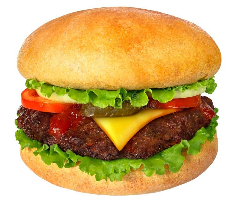 Download гамбургер стоковое фото. изображение насчитывающей свеже - 22939858