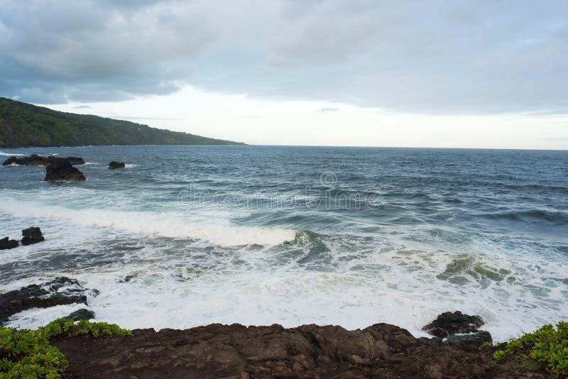 Гана, Гаваи стоковое изображение