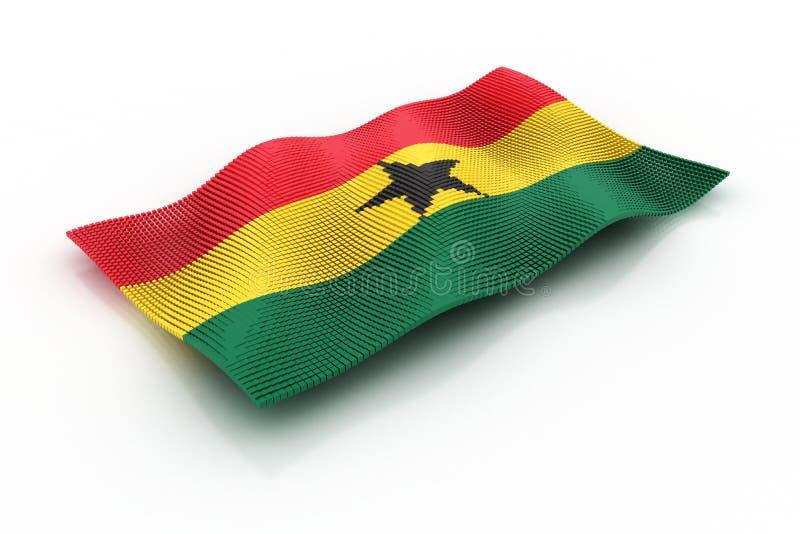 Гана стоковое изображение rf