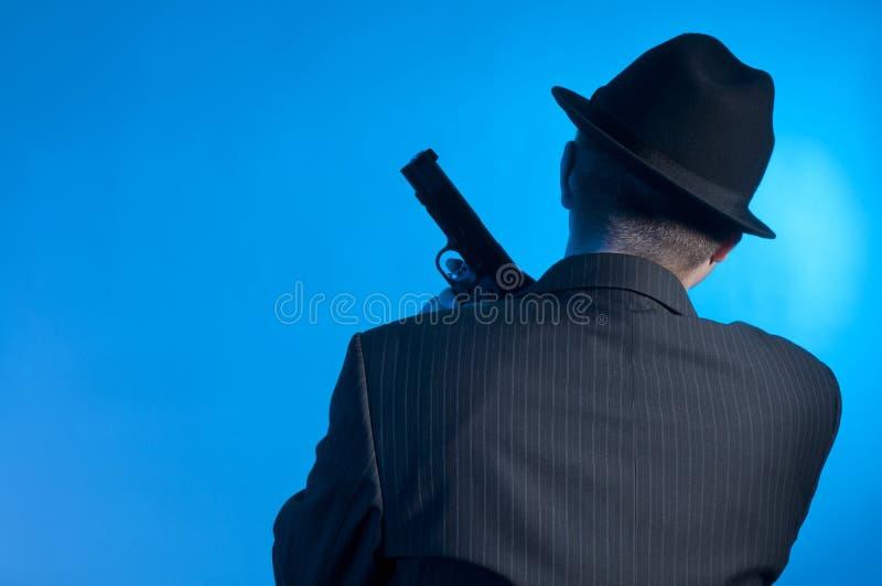 гангстер стоковое фото
