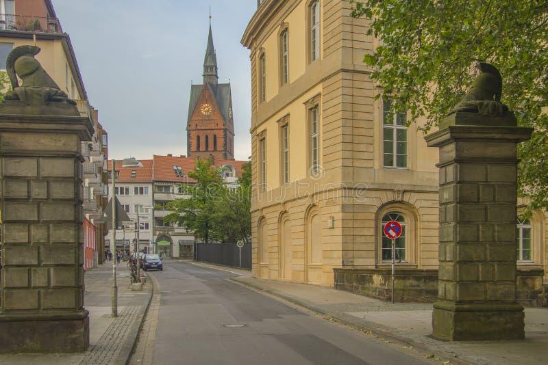 Ганновер, Германия стоковые фото